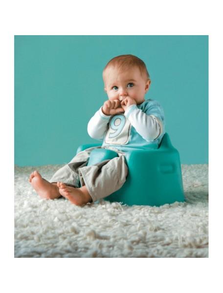Напольное кресло Bumbo (Бамбо) для детей от 3 до 14 месяцев (цвет Аква)