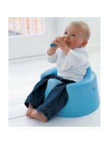Напольное кресло Bumbo (Бамбо) для детей от 3 до 14 месяцев (цвет Синий)