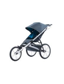 Детская беговая коляска Thule Glide 1 (Туле Глайд 1)т/серый, Dark Shadow 2014