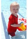 Неопреновый комбинезон для плавания малышей. Размеры с 68 по 110.  Swim Academy Freds
