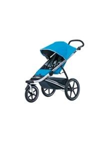 Детская беговая коляска Thule Urban Glide 1 (Туле Урбан Глайд 1)голубой, Thule Blue 2014
