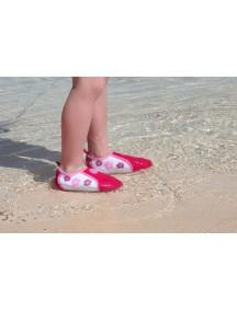 Аква обувь (розовая)