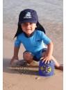 """Солнцезащитная кепка для детей """"deep sea"""""""
