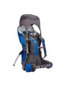 Рюкзак для переноски детей Thule Sapling Elite Child Carrier - Slate/Cobalt Кобальт с серыми вставками