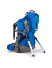 Рюкзак для переноски детей Thule Sapling Child Carrier - Slate/Cobalt Кобальт с серыми вставками