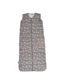 Спальный мешок  Jollein 70 см, цвет серый со звездочками
