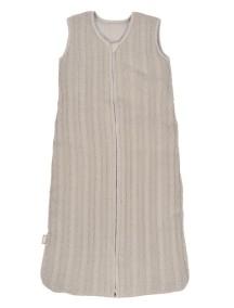 Вязаный спальный мешок Jollein 70 см, цвет песочный