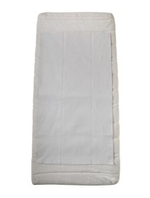 Непромокаемая простыня Jollein, 40х50 см, (фланель)