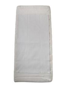 Непромокаемая простыня Jollein, 50х90 см (фланель)