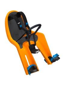 Детское велосипедное сидение Thule RideAlong Mini, оранжевый