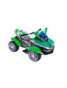 Детский электроквадроцикл С002СР (зеленый) Rivertoys