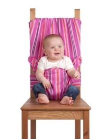 Дорожный стульчик для кормления (Карамель)