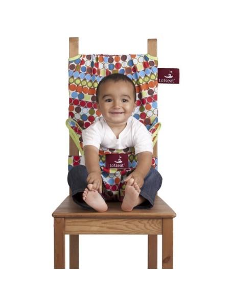 Дорожный стульчик для кормления (Этно)