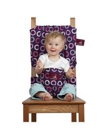 Дорожный стульчик для кормления (Ежевика)