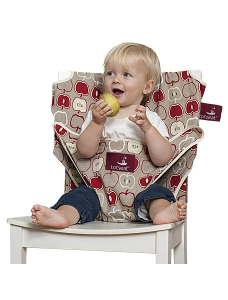 Дорожный стульчик для кормления (Яблочко)