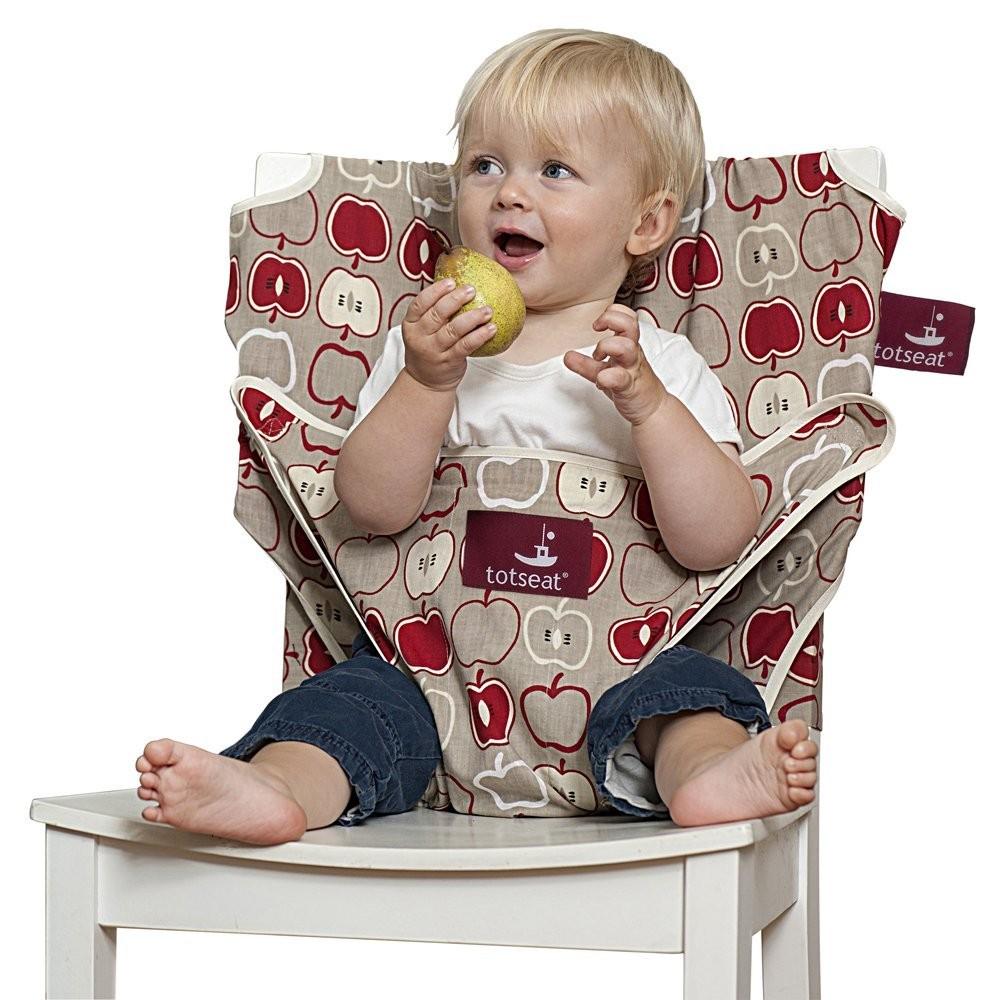 Тканевый стульчик для кормления