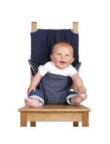 Дорожный стульчик для кормления (Деним)