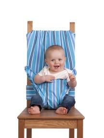 Totseat Дорожный стульчик для кормления (Тотсит Лазурный)