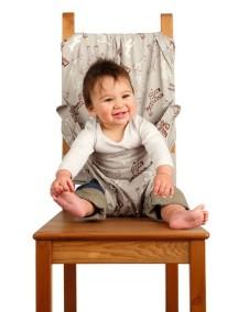 Totseat Дорожный стульчик для кормления (Тотсит Жирафик)