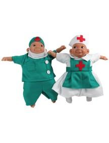 Кукла Caritas (Каритас) - медсестра