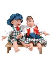 Кукла Gestitos (Геститос) девочка