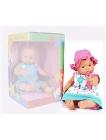 """Кукла Chenchos (Ченчо) """"Ласковое личико"""" - девочка"""