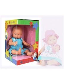 "Кукла Chenchos (Ченчо) ""Ласковое личико"" - мальчик"