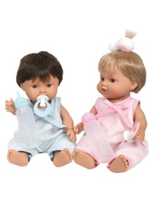 """Кукла Baby Pipi (Беби Пипи) """"Пьет, ходит в туалет"""" - девочка"""