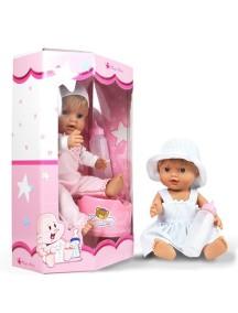 """Кукла Baby Pipi (Беби Пипи) """"Пьет, ходит в туалет"""" - девочка в светлом"""