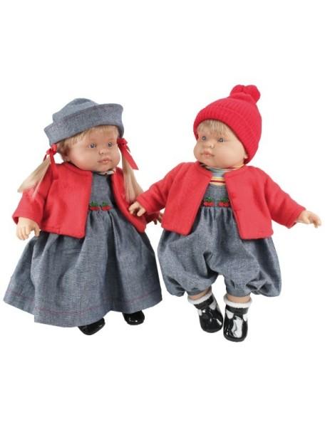 Кукла Petit (Малыши) - мальчик