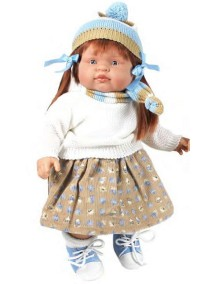 Кукла Petit (Малыши) - девочка