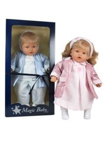 Кукла Moflete (Мофлете) - мальчик