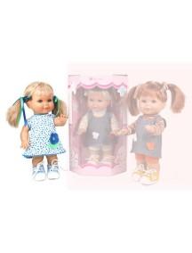 Кукла Betty (Бетти) платье в цветочек