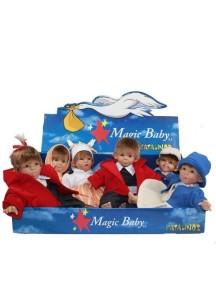 Дисплей (набор кукол) характерные малыши (Пеке) 6 шт.