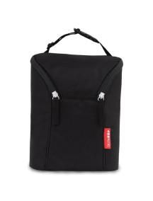 Термо-сумка для бутылочек SKIP HOP Double Bottle Bag Black (Черный)