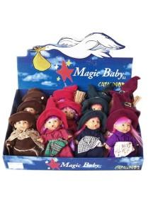 Дисплей (набор кукол) ведьмочки+Пилигримы 12 шт.