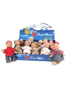 Дисплей (набор кукол) пупсики (полумягкие) 12 шт.