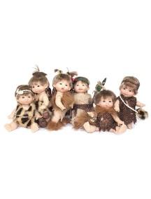 Дисплей (набор кукол) гномики Триглодиты 12 шт