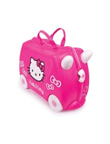 Детский чемодан на колесиках Trunki Hello Kitty (Транки Хелло Китти)