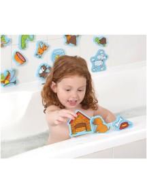 Домашние животные набор для игры в ванне