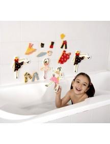 «Танцуй» Набор для игры в ванне Edushape Magic Creations Let`s Dance