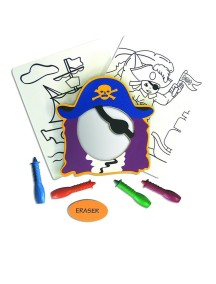 """""""Пират"""" Набор для рисования в ванне Edushape Tub-Art Pirate Set"""