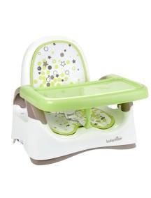 Сиденье для кормления со столиком - бустер Babymoov, бело-зеленый