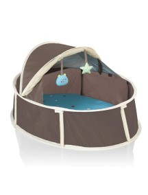 """Дорожный манеж-палатка Babymoov """"Little Babyni"""" размер М, Taupe-blue"""