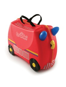 Чемодан-каталка детский Trunki Freddie the Fire Engine (Транки Фреди Пожарная машина)