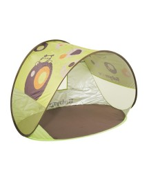 Детский тент-палатка Babymoov Anti-UV tent / Коричнево-зеленый