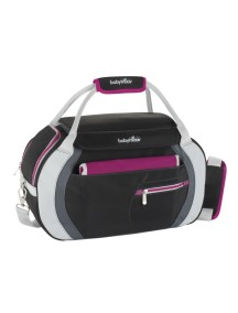 Cумка-органайзер на коляску Babymoov Changing bag Sport Style / Черный
