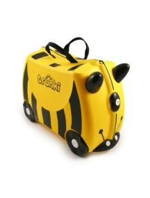 Trunki Bernard Bumble Bee - Пчела Детская каталка-чемодан  Транки