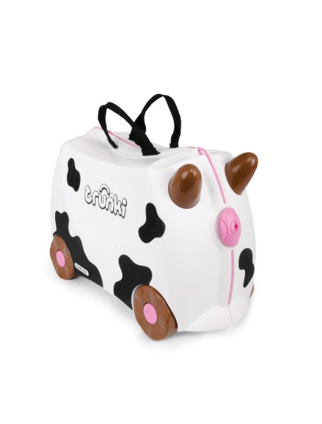 Детский чемодан на колесиках Trunki Cow Frieda (Транки Коровка Фрида)