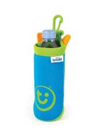 Бутылочница голубая Holster Trunki (чехол термос)